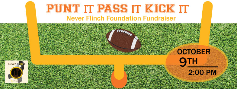 Punt It, Pass It, Kick It