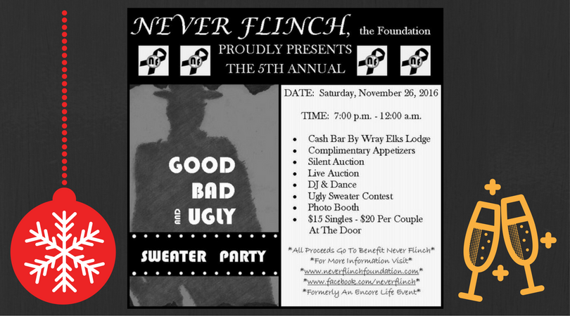 The Good, Bad, & Ugly Sweater Event